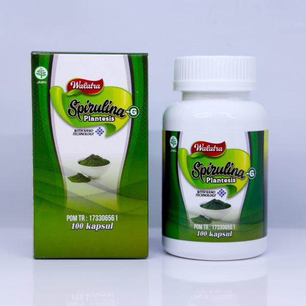 Toko Acep Herbal Spirulina